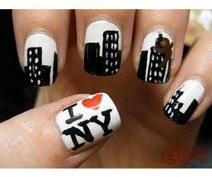 nails and new york image