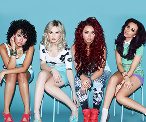 littlemix, crazy, and young image