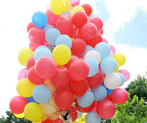 ballons and baloes image