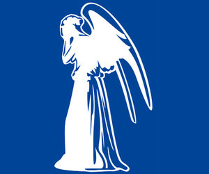 angel, geekery, and decal image