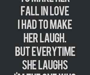 adorable quote, love, and fall in love image