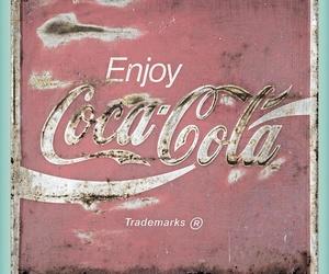 coca cola, drink, and enjoy image
