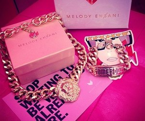 pink, accessories, and girly image