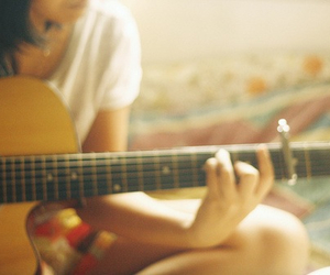 45 Images About Cute Girl Guitar On We Heart It See More About