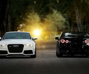 audi, s-line, and car image