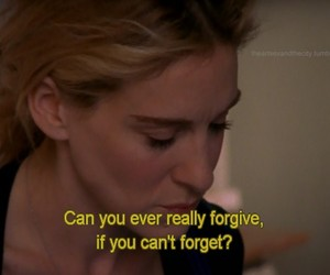 carrie and forgive image