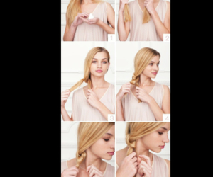 diy, how to, and hair image