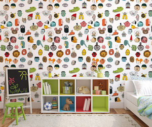 color, design, and room image