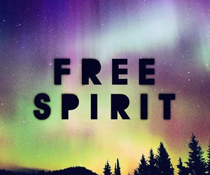 free and spirit image