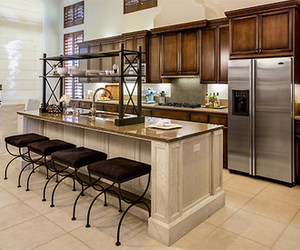 design, house, and kitchen image