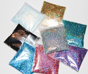 glitter, grunge, and colors image