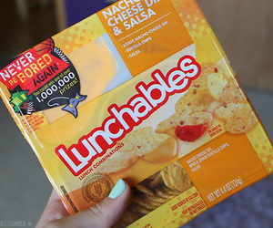 yum and lunchables image