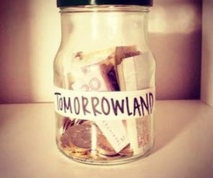 <3 and tomorroland image