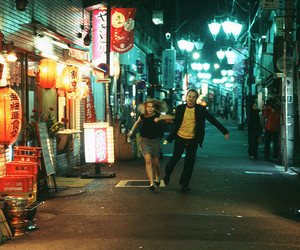 lost in translation, japan, and movie image