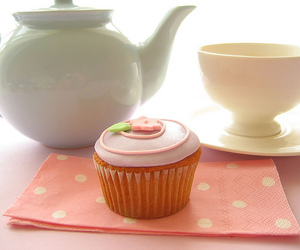 cupcake, photography, and pink image