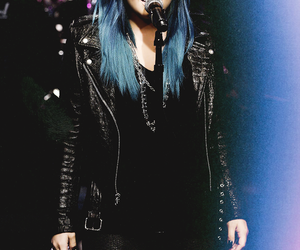 demi lovato, demi, and bluevato image