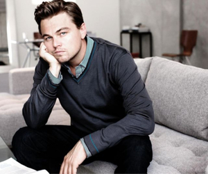business, celebrity, and Leonardo di Caprio image
