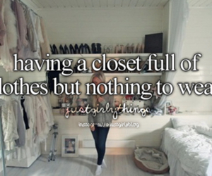 clothes, girl, and quote image