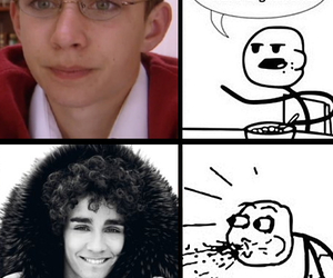 cereal guy and funny image