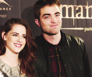 couple, kristen stewart, and Robsten image