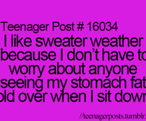sweater, teenager post, and quote image