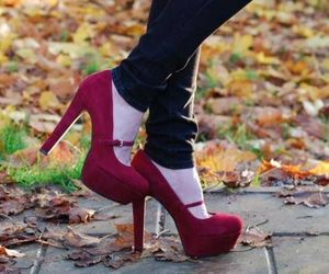 beautiful, fashion, and red image