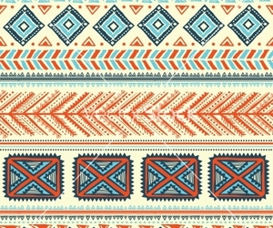 abstract, aztec, and background image