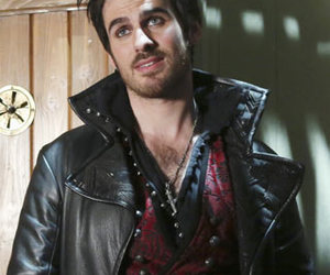hook, Hot, and once upon a time image