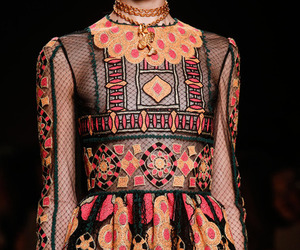 fashion, Valentino, and runway image