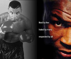 boxer, quote, and mike tyson image