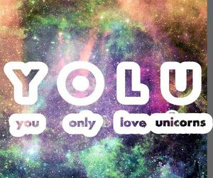 unicorn, only, and you image