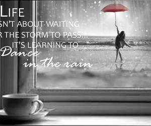 rain, dance, and life image