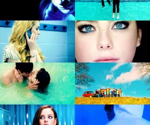 skins, blue, and Effy image
