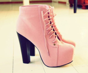 jeffrey campbell, rosa, and shoes image