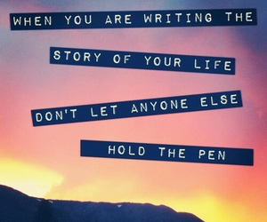 life, quote, and story image