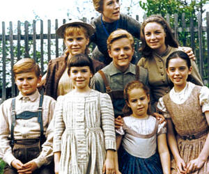 julie andrews, sound of music, and the sound of music image