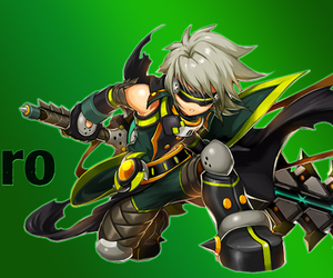 zero and grand chase image