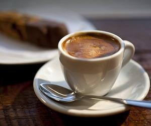 chocolate, crema, and drink image