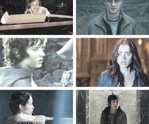 harry potter, heroes, and lucy pevensie image