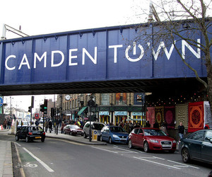 camden town, city, and london image