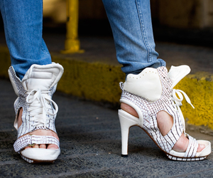 creative, shoes, and wayne tippetts image
