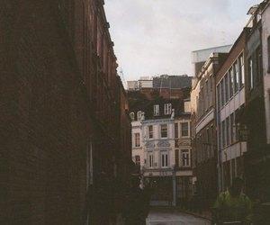 street, vintage, and indie image