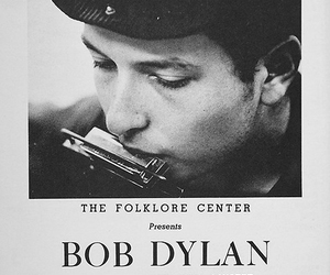 bob dylan, music, and love image