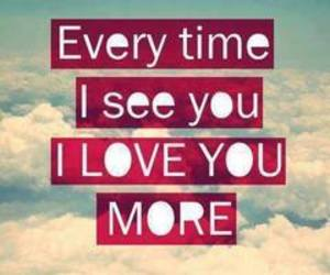 eyes, see you, and everytime image
