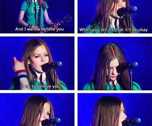 2003, Avril Lavigne, and hair image