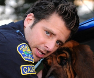 psych, james roday, and shawn spencer image