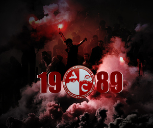 1989, Belgrade, and red star image