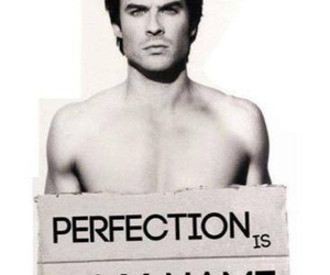 ian somerhalder, perfection, and ian image