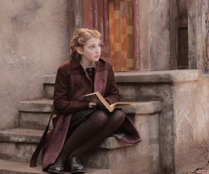 book, movie, and the book thief image