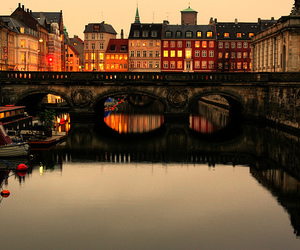 denmark, city, and copenhagen image
